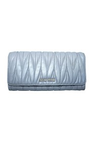 Metelesse Quilted Classic Wallet -Pre Owned Condition Very Good