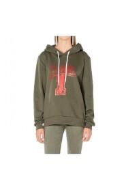 Felpa con cappuccio hoodie  E21GE12
