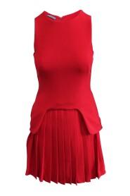 Plissert kjole