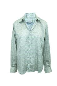 Printed Paisley Shirt -Pre Owned Condition Very Good