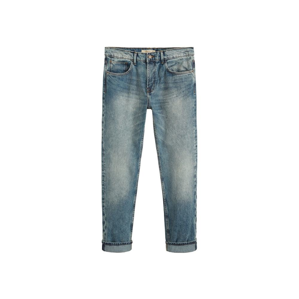 Regular-fit vintage jeans i mørk denim, Bob