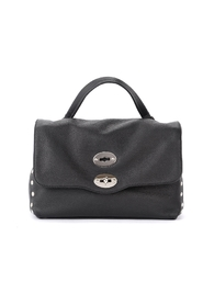 Postina Daily S bag in textured leather