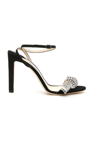 Thyra crystal sandals