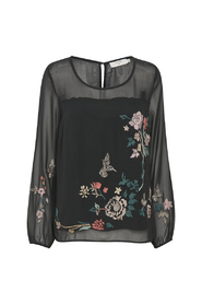 Blouse with embroidery Camily