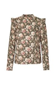 Blomster Notes Du Nord Leah Shirt Bluse