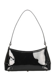 Patent Leather Shoulder Bag Leather Patent