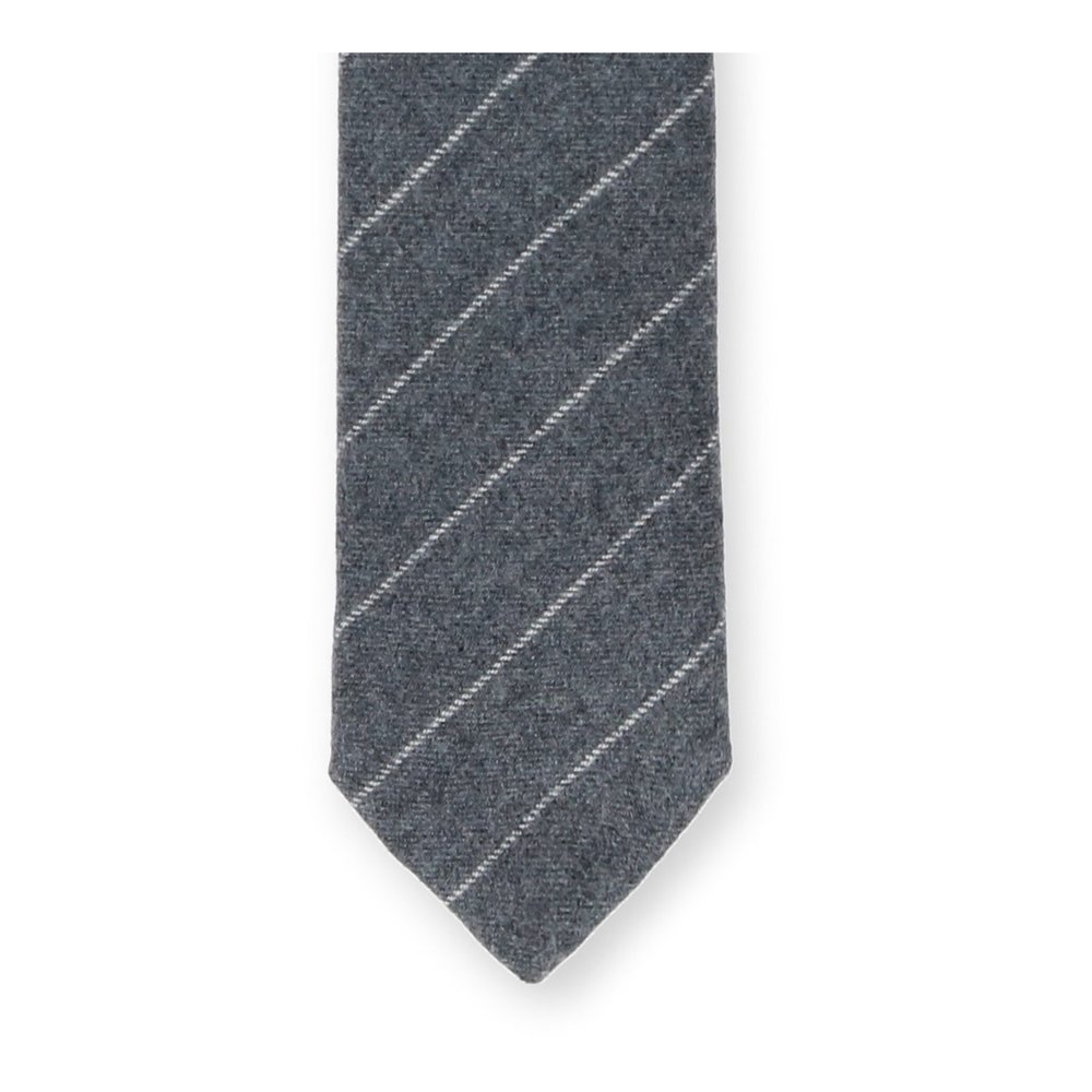 Gray NECKTIE   Eleventy   Stropdassen  Strikjes   Heren accessoires