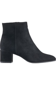 Highl Suede Leather Boot 6-104112 Svart