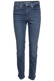 Levis  724 High Rise Straight Second Thought