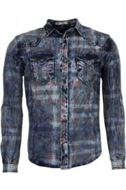 Shirt Slim Fit Lange Mouwen