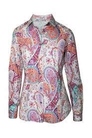 Print Shirt Pre Owned Condition Very Good