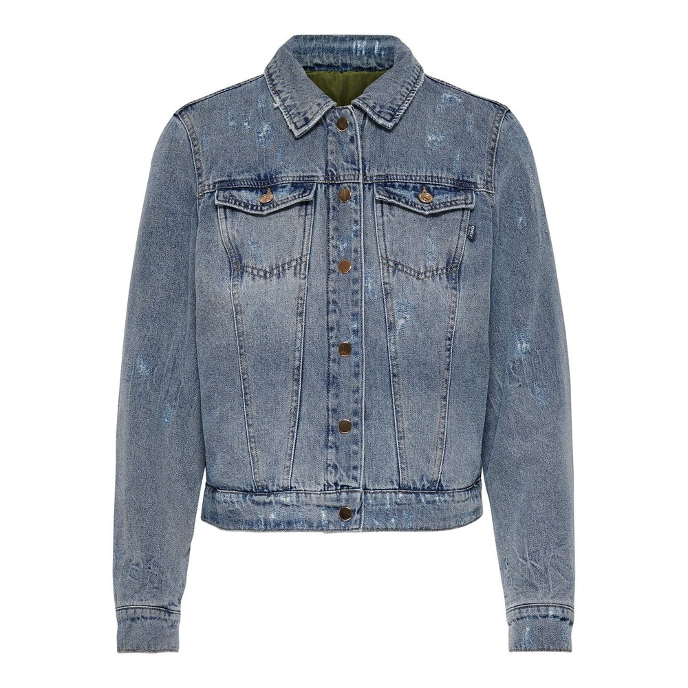 Denim jacka Reversible