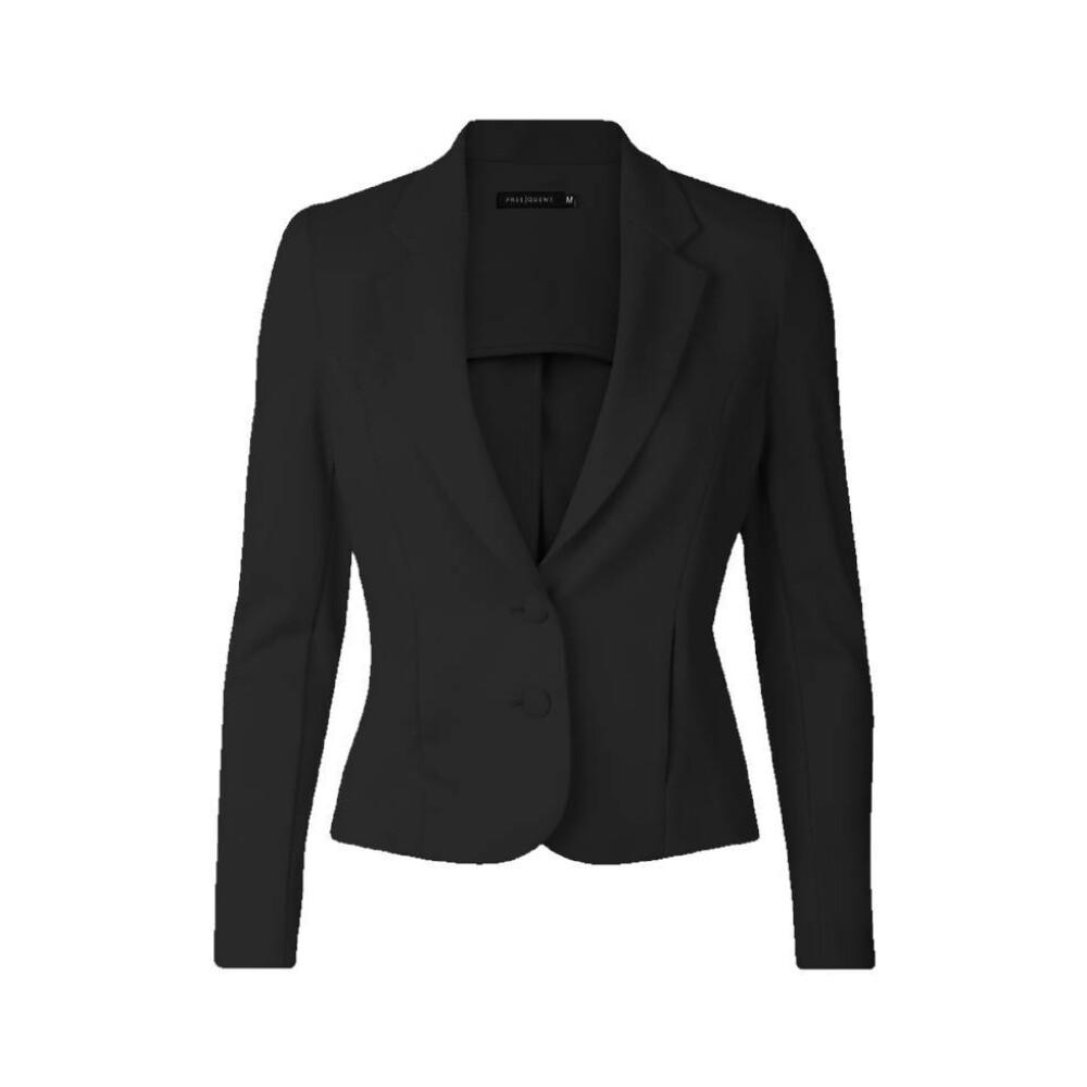 Zwarte blazer Nanni-Ja  FREEQUENT  Blazer
