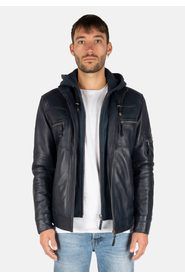 URBAN STYLE LEATHER JACKET