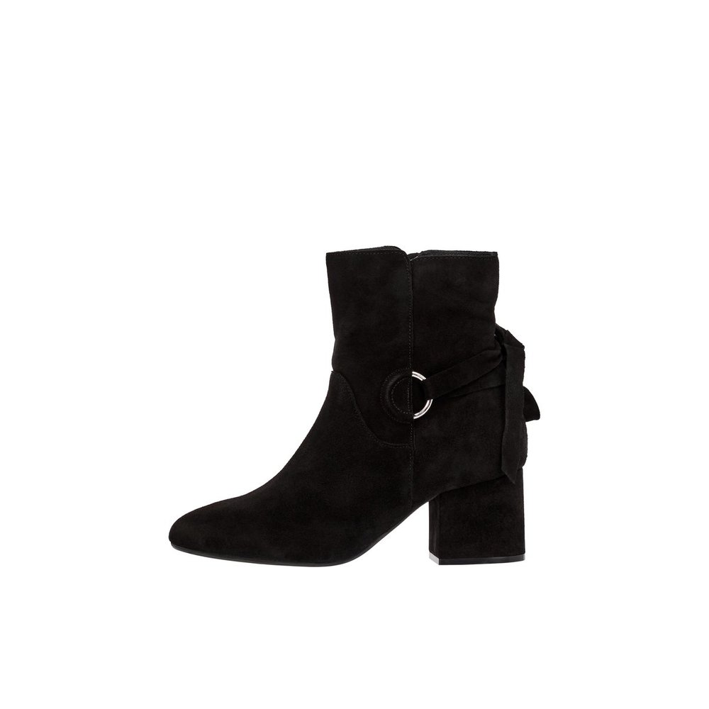 Boots ASTRID Bow detail Suede