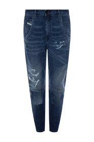 'Fayza-Ne' distressed jeans