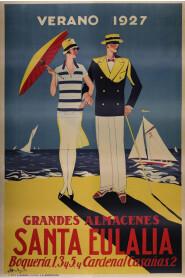 Summer 1927 poster
