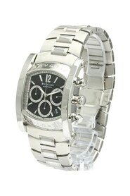 Pre-owned Assioma Automatic Stainless Steel Men's Dress Watch AA48SCH