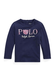 Baby Polo Long Sleeved French