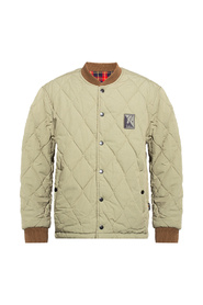 Reversible insulated jacket