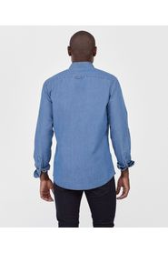 Julian Button Down Denim Shirt