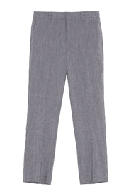 Trousers Melange Suiting