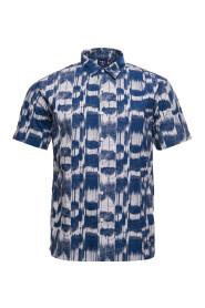 Hawaiian Box Fit Shirt