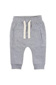 Small Rags - Sweatpants (60860) - Grey Melange