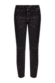 'Grace' patterned jeans