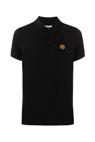 Tiger Patch Polo Shirt