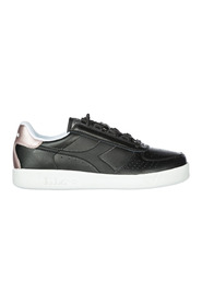 women's shoes leather trainers sneakers b. elite