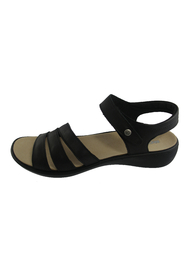 leather sandal with good comfort