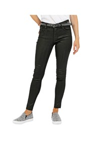Skinny Cropped Lily Enduction
