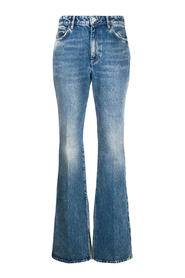 FLARED WASHED jeans