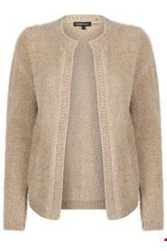 Cardigan Chenille Knit