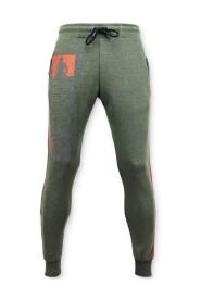 Mike Tyson Track Pants