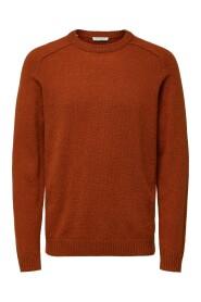 New Coban Wool Crew neck