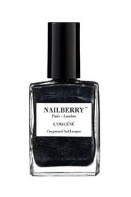 Mørk grå Nailberry 50 shades neglelakk