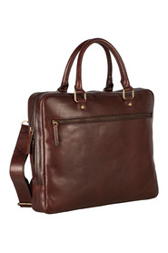 Cambridge Zipped Briefcase 1 Compartments