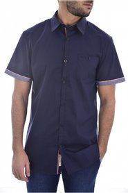 Chemise slim fit stretch SUNSET