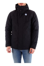 NORTH SAILS 602716 Coat Men BLACK