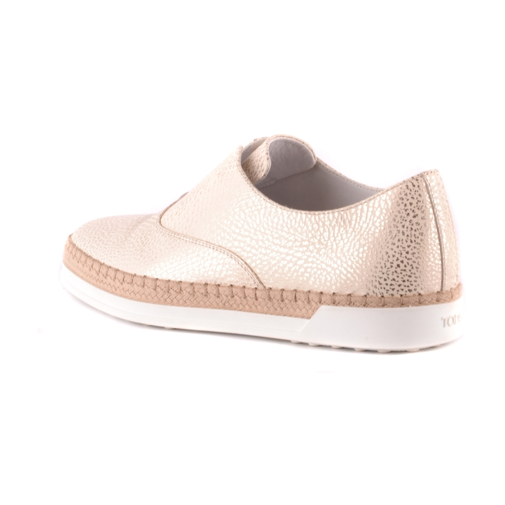 Tod's Gold Moccasins Tod's