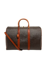 Le Monogramme 72H Duffle Bag in Monogram Canvas and Smooth Leather
