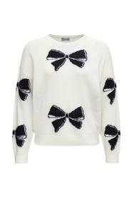 Sweater with Bows