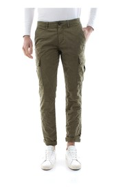 40WEFT AIKO 50368 4984 PANTS Men Verde