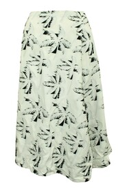 Print Skirt -Pre Owned Condition Very Good IT46