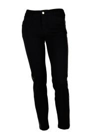 Mac dames jeans Zwart