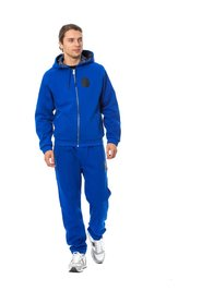 Cotton Hooded Sweatsuit