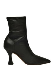 Ran Stretch Ankle Boots Leather