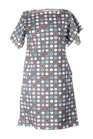 Dress With Polka Dots -Pre Owned Condition Very Good